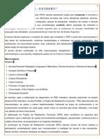 ProEMI Projeto de Redesenho Curricular