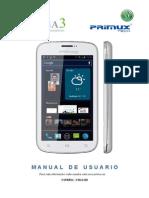 Manual Primux Omega 3 ES-EN