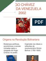 Trabalho Golpe Venezuela