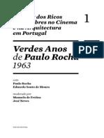 SOUTO MOURA, Eduardo; ROCHA, Paulo - O Lugar Dos Ricos e Dos Pobres
