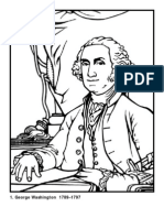 President Coloring Pages (now includes Barack Obama)