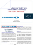 Salomon Women Will - TRANS-IBERIAN EXPRESS