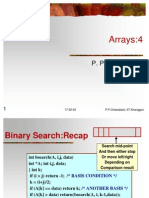 Arrays 4
