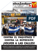 Honduras - El Trabajador - 77