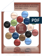 Wplcle Volume 1 2012