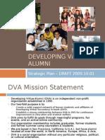DVA Strategic Plan - DRAFT 100409