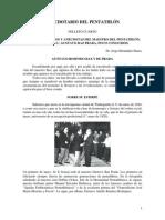 ANECDOTARIO DEL PENTATHLÓN 4