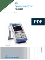 FSH Operating Manual Fr v1.30