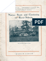 Nature Study and Gardening for Rural Schools