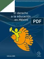 INEE - Derecho a La Educacion