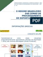 Regime Bras das Zonas de Processamento de Exportaçao