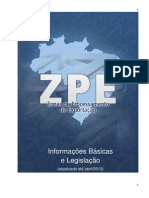 Manual da Z.P.Es Zona de Processamento de Exportaçao