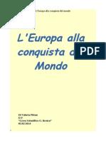 L'Europa alla conquista del Mondo