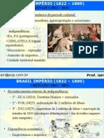br império - I_reinado