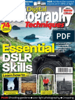 Digital Photography Techniques Spring 2010