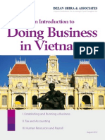 An Introduction to Doing Business in Vietnam
