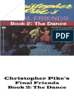 Final Friends Book 2 - The Dance - Christopher Pike