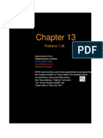 FCF 9th Edition Chapter 13