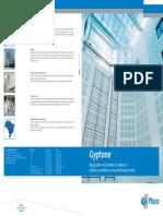 Forro Gyptone Drywall