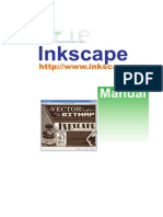 SoftwareLivre Manual Inkscape Vetor