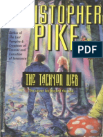 Tachyon Web - Christopher Pike