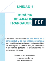 ANALISIS TRANSACCIONAL introduccion