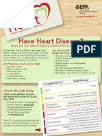 Healthy Heart Fact Sheet