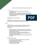 Conceptos gestion empresarial