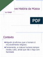 Historia Musica Sacra