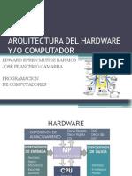 Arquiectura Hardware