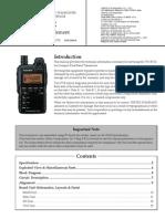 Yaesu Vx-3r Service Manual