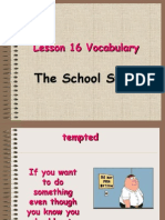 lesson 16 vocabulary power point
