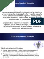 1 Fundamentos de la Ingeniería Biomedica