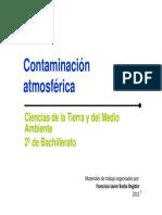 Contaminación de la atmósfera