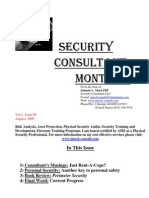 Security Consultant Monthly Aug 09