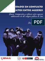 FEMINIDADES EN CONFLICTO Y CONFLICTOS ENTRE MUJERES
