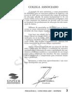 A Post i La Pedagogic a 2007