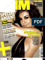 fhm n123 octobre 09