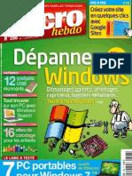 micro hebdo n°598 du 01 au 07 octobre 2009