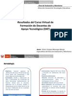 Resultados del Curso Virtual - DAT - Público (1)