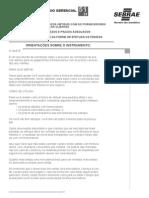 Conciliação dos Prazos obtidos como os fornecedores com os oferecidos aos clientes