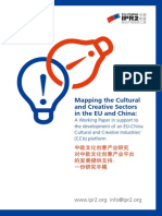 IPR2 - Mapping the Cultural and Creative Sectors in the EU and China