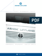 Ashok Leyland Annual Report 2012 2013