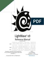 LightWave v9-Surface and Render Print