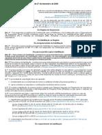 In SRF 595-2005 (PJ Preponderantemente Exportadora)
