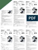 Quick Start Guide Bandluxe WCDMA and HSDPA modem