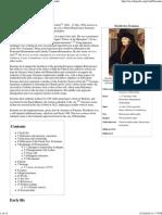 Desiderius Erasmus - Wikipedia, The Free Encyclopedia