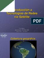 01 Intr Tecnologías Redes vía Satélite