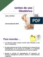 32799678 Medicamentos de Uso Obstetrico