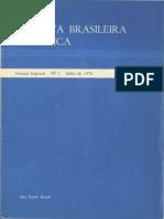 III SNEF Informativo Vol 1